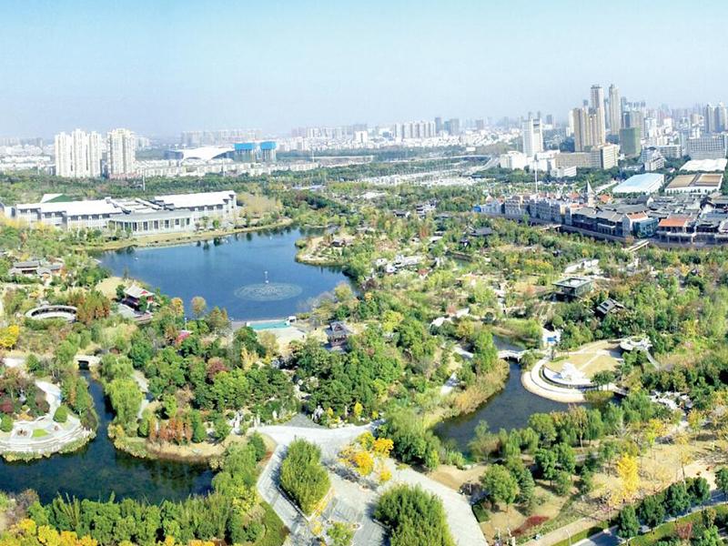 第十屆中國(武漢) 國際園林博覽會