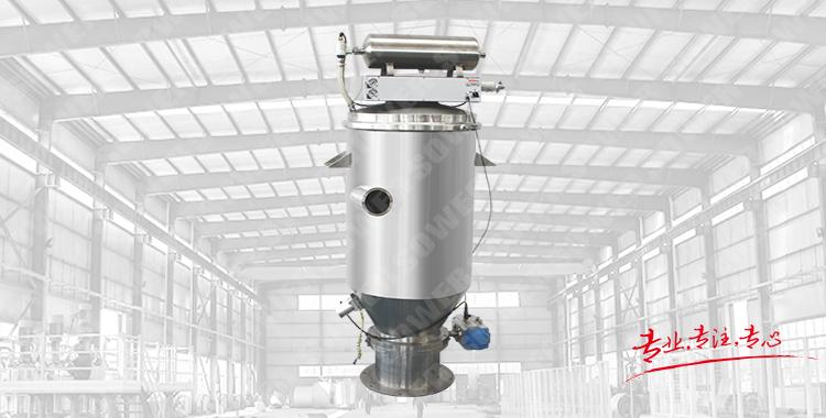 Pneumatic vacuum transport