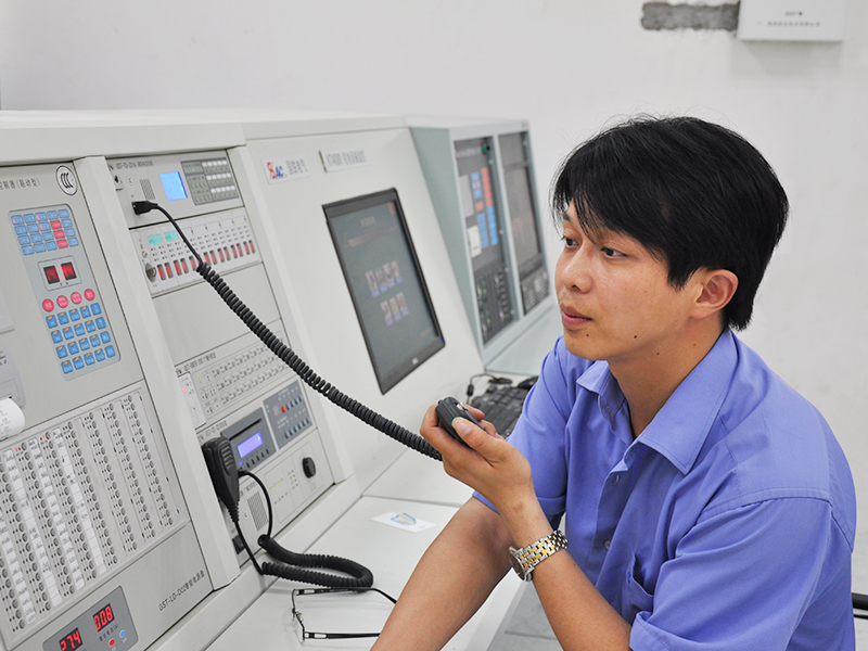 站房控制系統調試