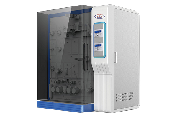The third generation chromatography system SCG-P