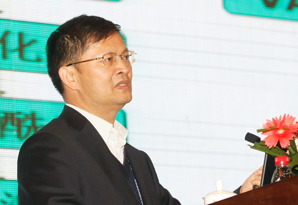Tan tianwei,academician of Chinese Engineering Academy at Tianjushi Science and Technology Forum
