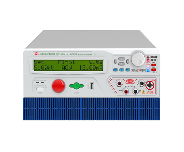 程控安規綜合測試儀CS9933N(AC/DC/ IR/GR)