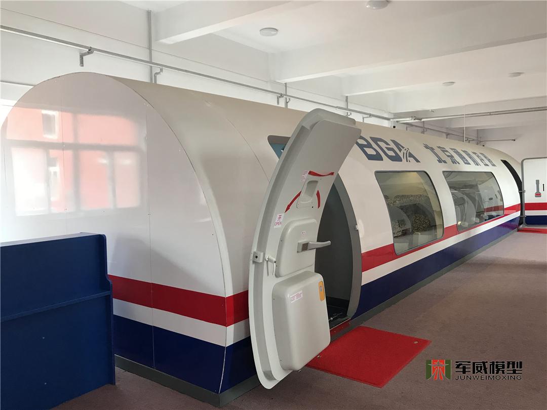 1:1客機空乘訓練艙段設備