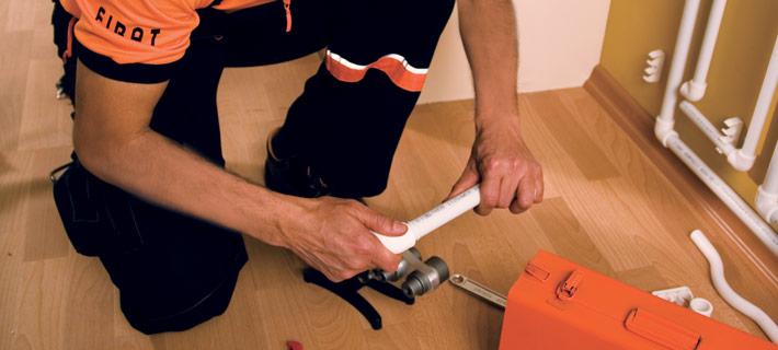 PPR水管的安装步骤