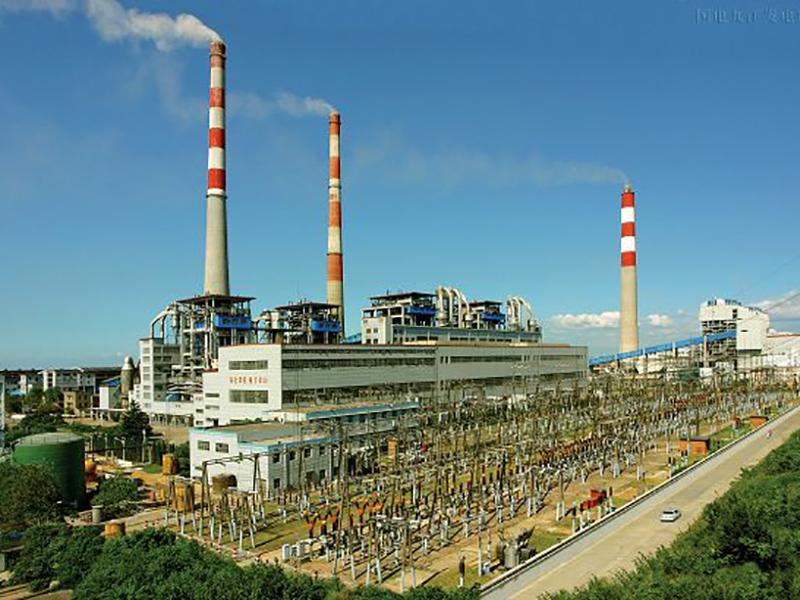 九江发电厂项目