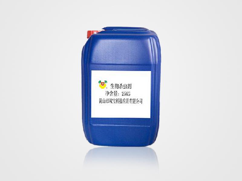 新型地表生物殺蟲劑