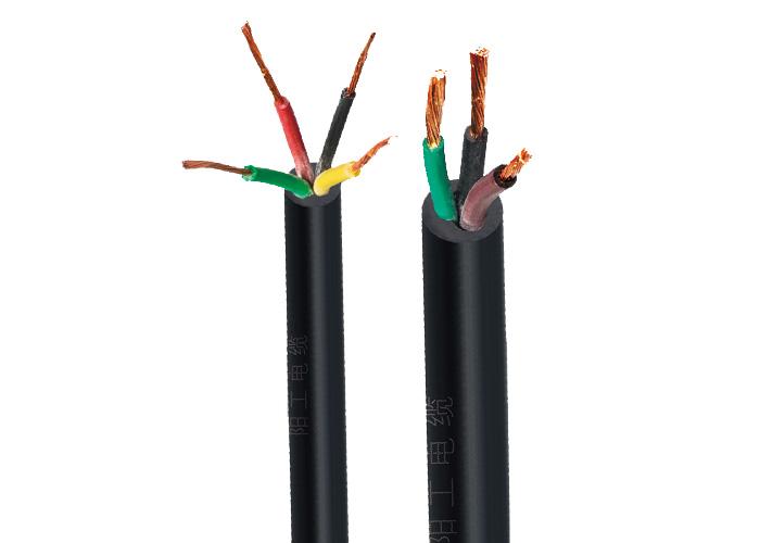 60227 IEC 52(RVV) 聚氯乙烯絕緣輕型聚氯乙烯護套軟電纜