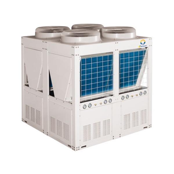常規模塊式風冷冷熱水機系列