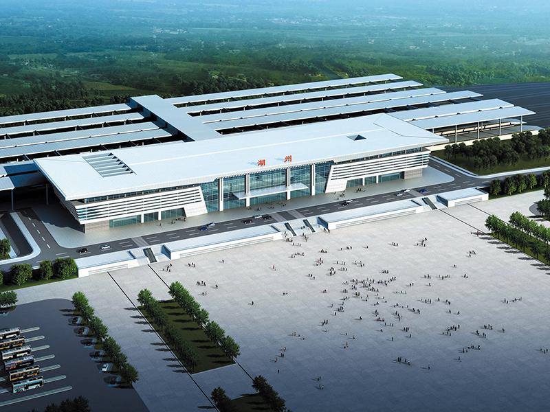 寧杭鐵路湖州南站