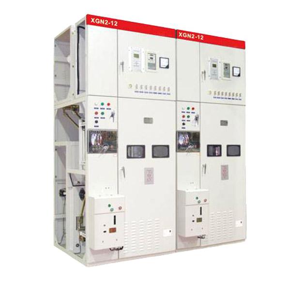 XGN2-12箱型固定式金屬封閉開關設備