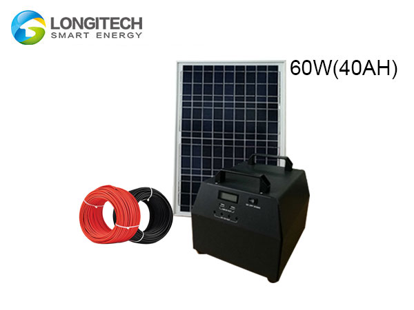 Off-grid Power System(60W-DC)