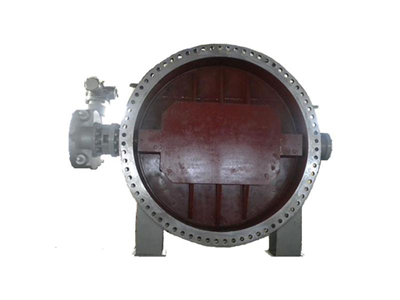 给水泵汽轮机排汽蝶阀(小机排汽蝶阀)