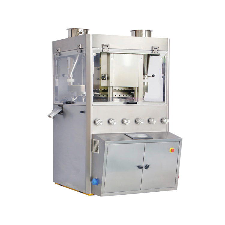 GZPK620 Double Discharge High-Speed Rotary Tablet Press
