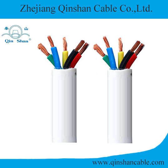 5 core Copper Conductor PVC Insulated and Sheathed Flexible Electrical Cable