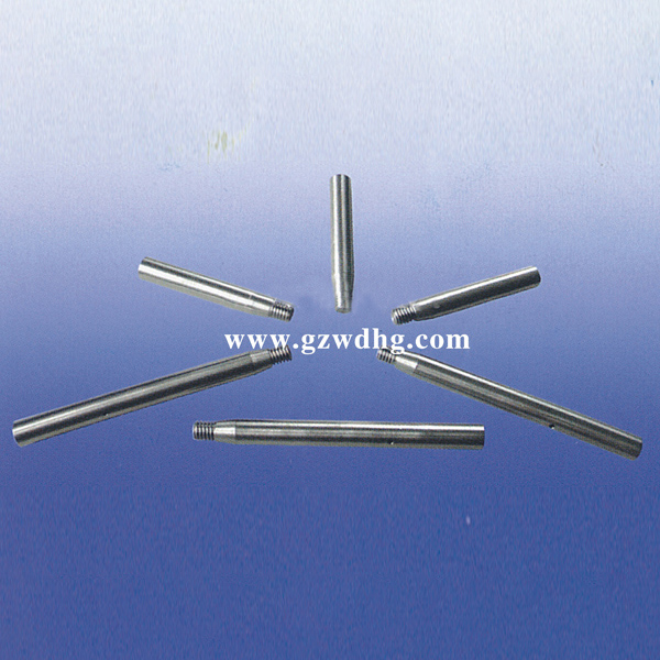 Tungsten molybdenum parts for MOCVD machines