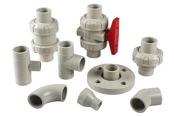PPH對焊球閥、管件