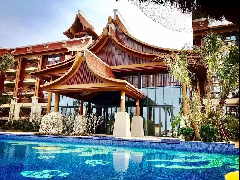 海南棋子湾家园度假酒店