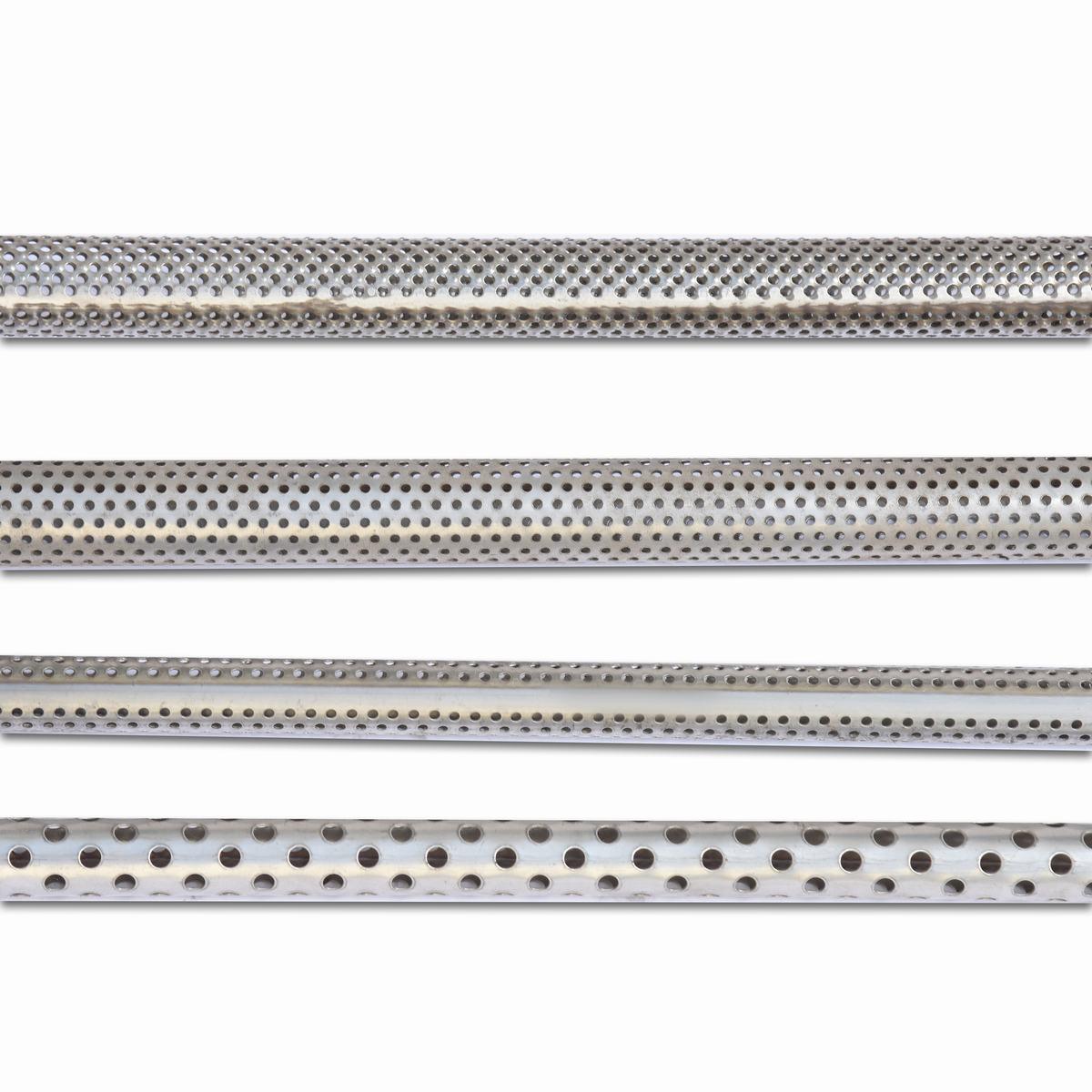 不锈钢冲孔筛管