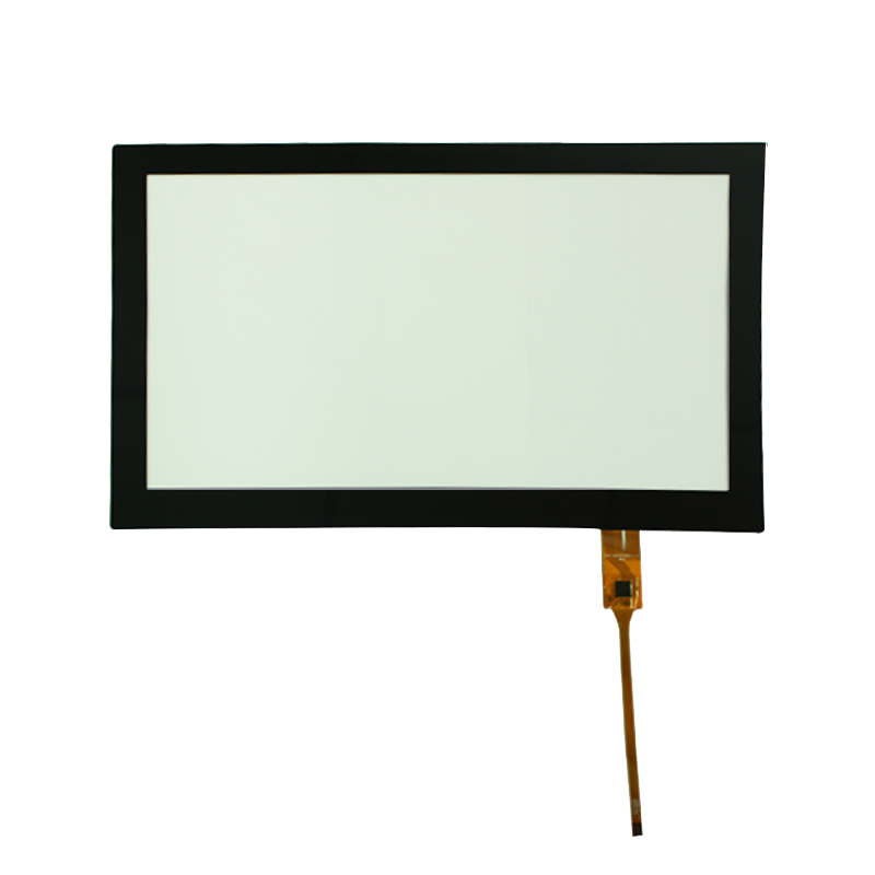 "10 Points  USB Serial Interface 10.1"" Capacitive Touch Screen"