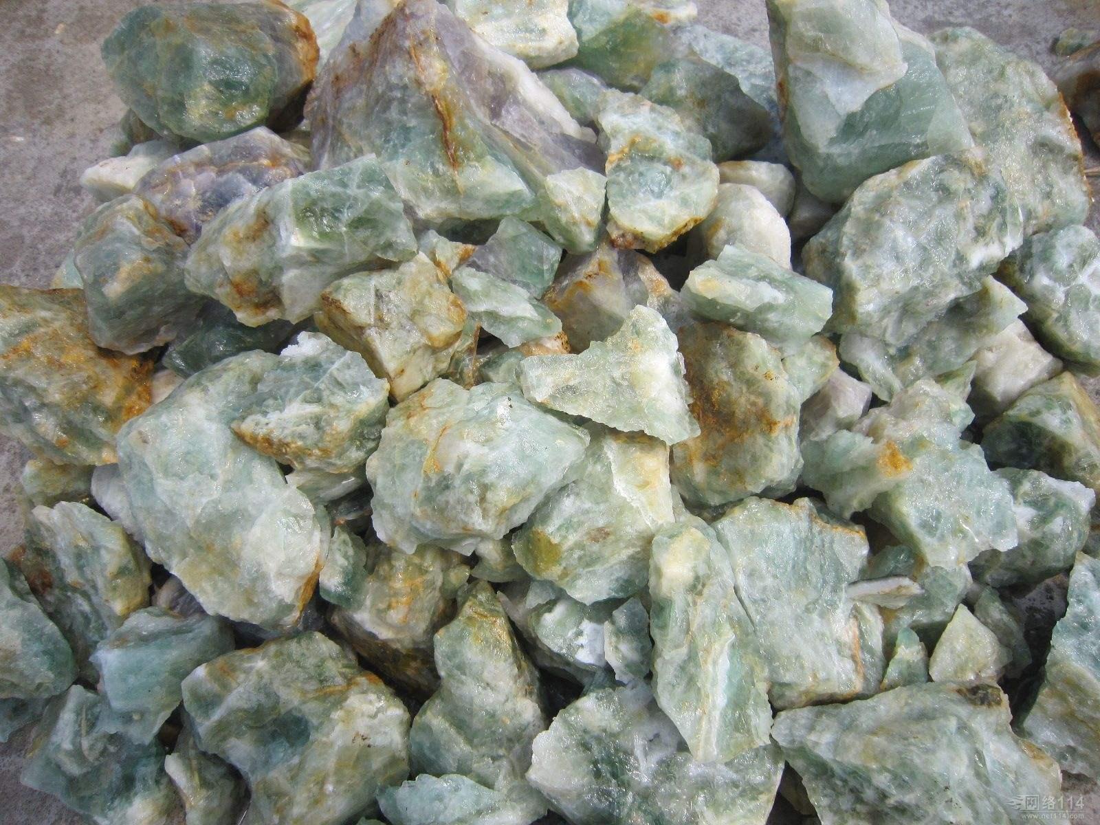 螢石礦的選礦方法