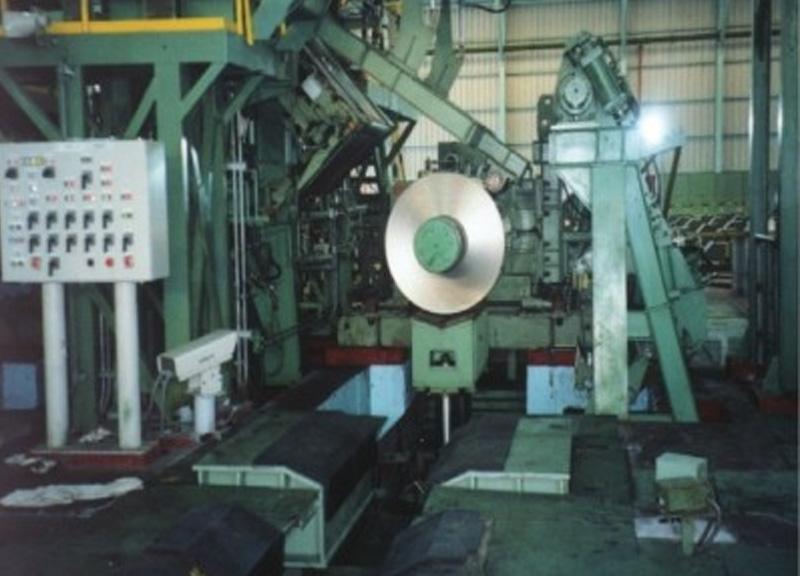 工业秤-系列在线/离线钢卷秤及其称重系统