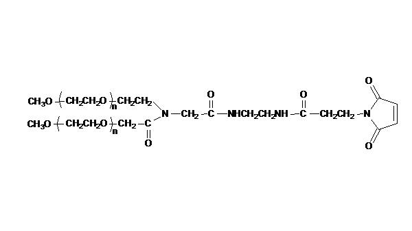 Y-shape Maleimide