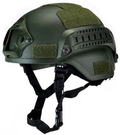 Do you know the misunderstanding of using PASGT helmet?