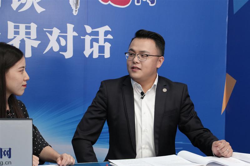 中国网专访 | 陈董:跃莱将重点加大对功能性食品的研究与开发