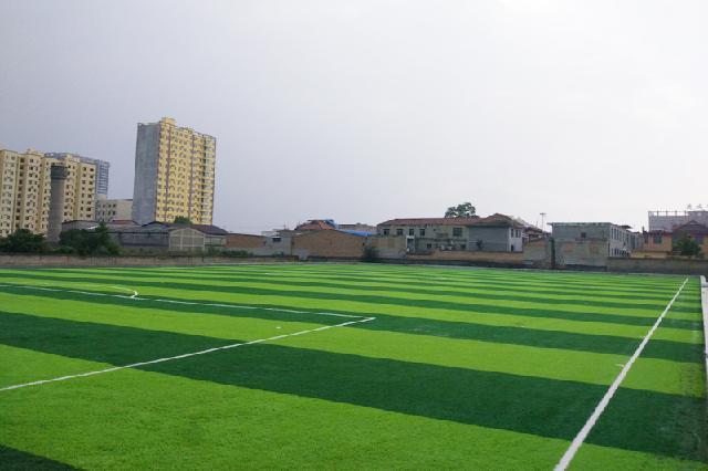 運城市體校塑膠跑道、靶場改造、新建足球場工程項目
