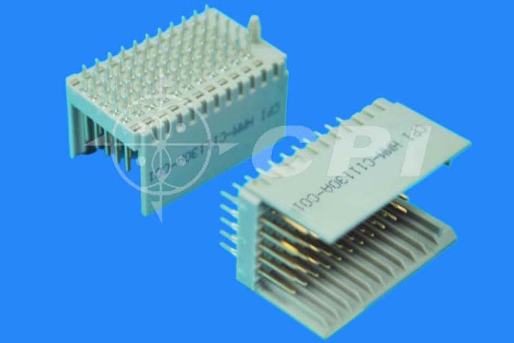 Hard Metric 公座C型11長連接器