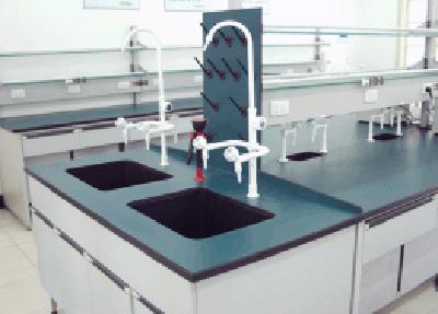 鋁木結構中央實驗臺