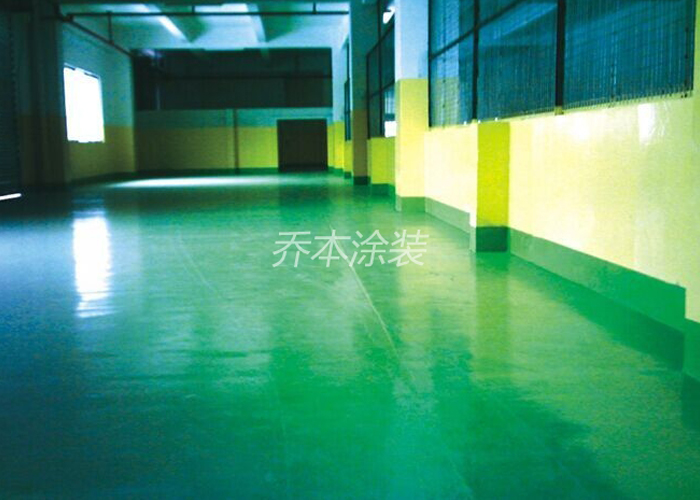 墻面防腐防塵涂裝系統