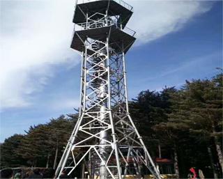 你知道瞭望塔的構成是怎樣的嗎