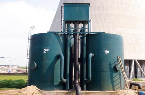 無閥濾池工作原理以及工藝特點