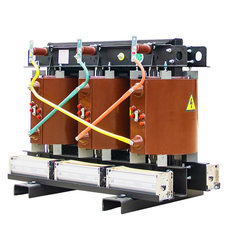 10kV級SC(B)12型三相樹脂絕緣干式變壓器
