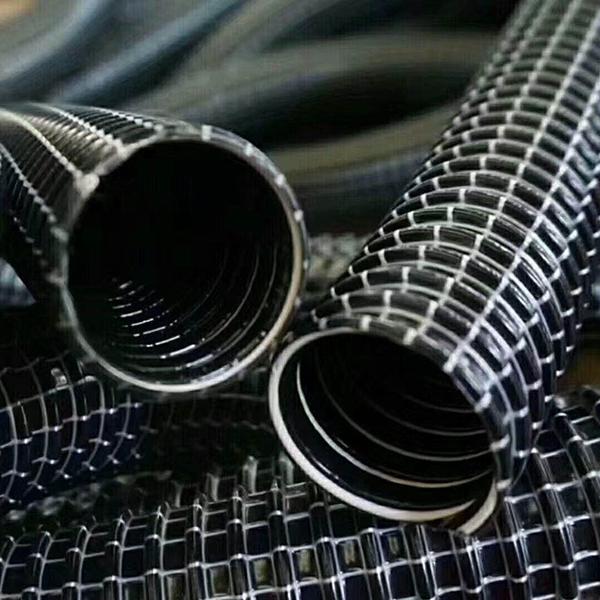 夾式鐵氟龍(PTFE) 風管 - 耐高溫至260℃