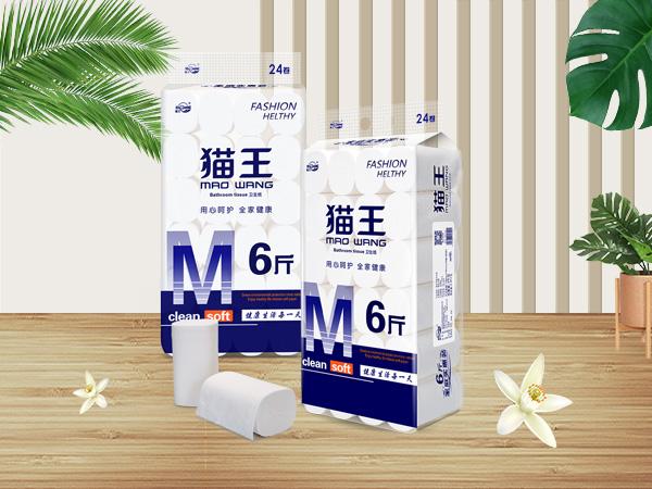猫王6斤24卷家庭装(MJT02)