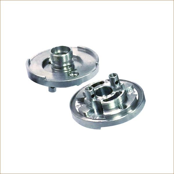 高端CNC復合機一次性車制完成經典案例產品