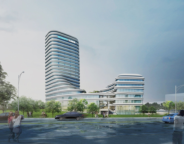 匯川技術總部大廈