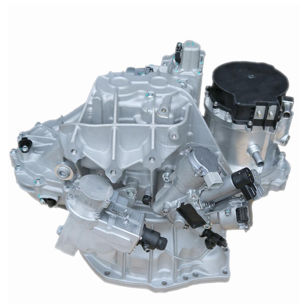 48V混合动力