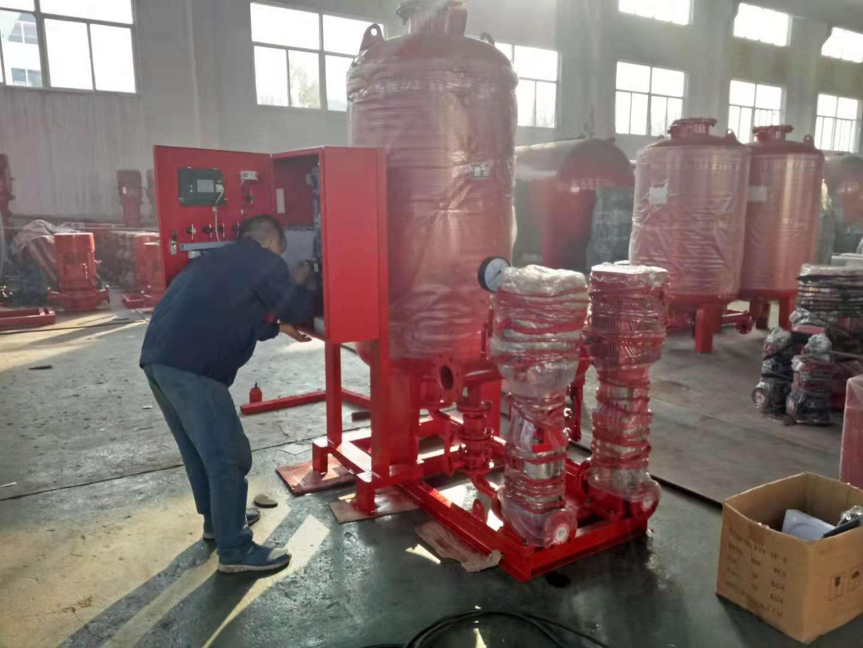 消防自動噴淋增壓穩壓設備
