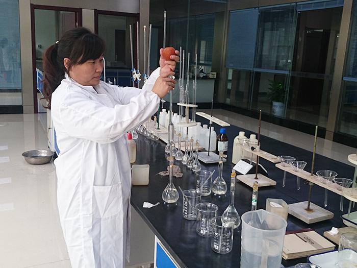 滴定法化学成分检测