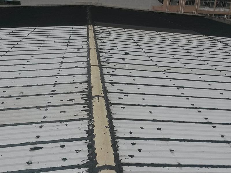 鋼瓦屋面補漏