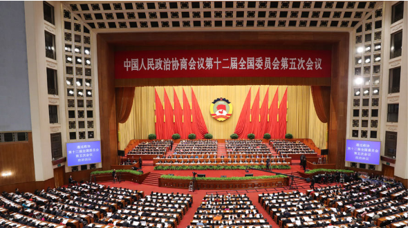 """国家电网-政治保电:2017年3月为在北京举行的全国""""两会""""提供特级保供电保障"""