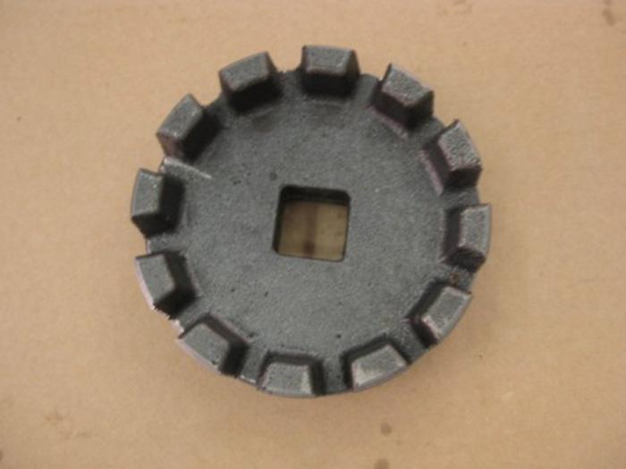 樹脂砂球鑄件