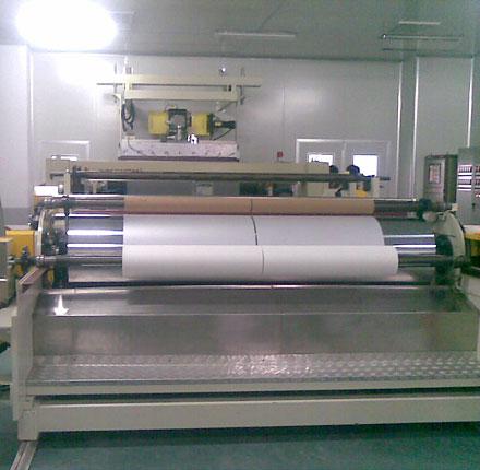 EVA玻璃夾層膜擠出生產線