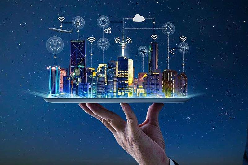 智慧城市管理服務
