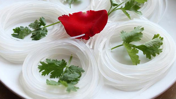 Online friendship is like Longkou fans, pure and transparent, chewy and tasteful, lasting fragrance