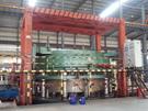 巨型全鋼輪胎液壓定型硫化機