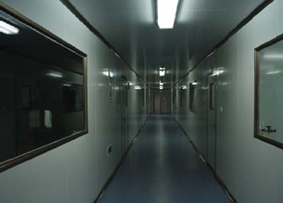湖北省出入境檢驗檢疫局實驗室工程案例